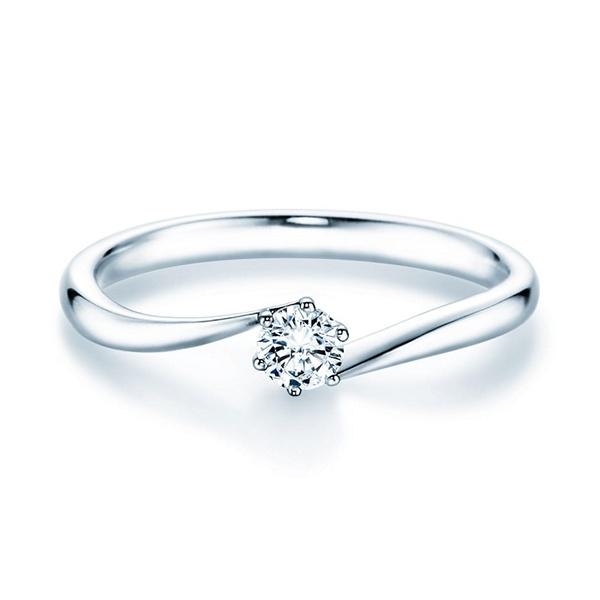 Ring Devotion Platin von Verlobungsringe.de