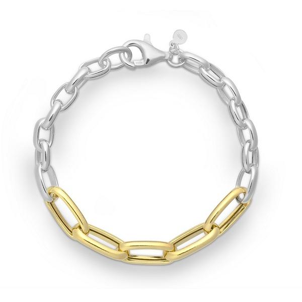 Armband Silber vergoldet Quinn