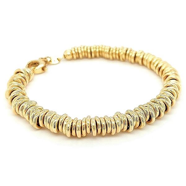 Gelbgold Armband Nr121669