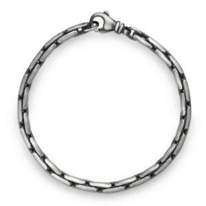 Silber Armband oxydiert Quinn