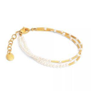 Armband mit Perlen Bend Wolf Clea