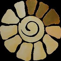 wandschnecke original ohne Deckkraft